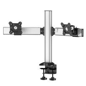 Dual Monitor Desk Mount Side by Side & Low Profile
