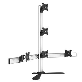 Performance Plus Five Monitor Freestanding Desktop Mount