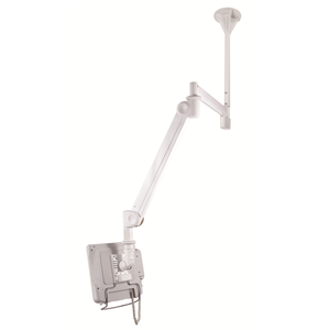 Clinical Care Ceiling-Mounted heavy-duty articulating LCD monitor arm