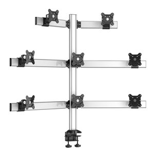 Great Eight Multi-Screen Desktop Monitor Mount