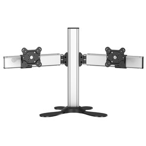Sidewinder Horizontal Freestanding Dual Monitor Mount