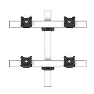 VESA Wall Mount for 4 Monitors 2x2